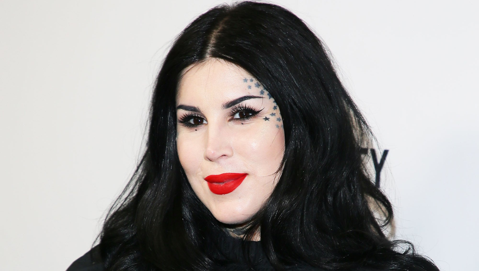 Unrecognizable Kat Von D Breast-Feeds Her Baby in Sweet Video